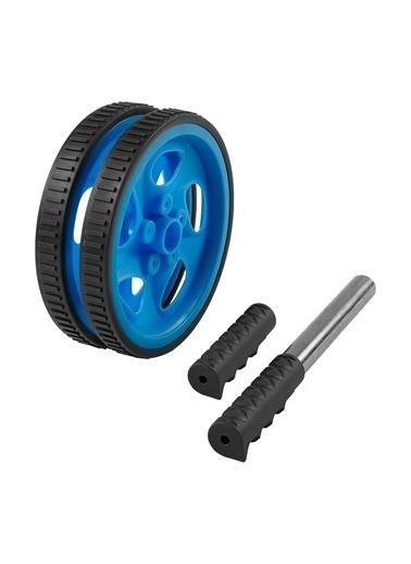 Liveup Liveup LS3160B Egzersiz Tekerleği Mavi